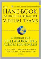 The Handbook of High Performance Virtual Teams PDF
