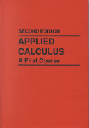 Applied Calculus PDF