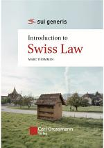 Introduction to Swiss Law