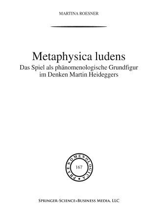 Metaphysica Ludens PDF