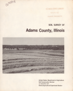 Soil Survey of Adams County, Illinois