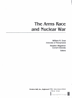 The Arms Race and Nuclear War
