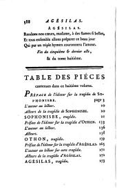Théatre de Pierre Corneille,: avec des commentaires, &c. &c. &c, Volume8