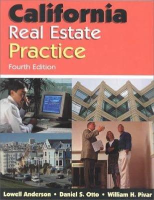California Real Estate Practice PDF