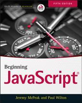 Beginning JavaScript: Edition 5