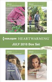 Harlequin Heartwarming July 2016 Box Set: An Anthology