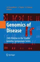 Genomics of Disease
