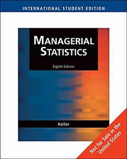 Aise Statistics for Management and Economics Book