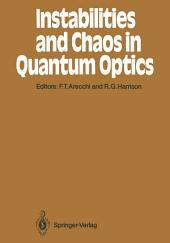 Instabilities and Chaos in Quantum Optics