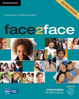 Face2face Intermediate Student s Book with DVD ROM PDF