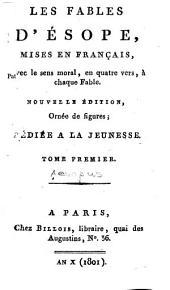Les fables d'Ésope: Volumes1à2