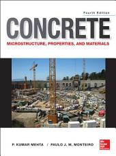 Concrete: Microstructure, Properties, and Materials: Edition 4