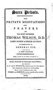 The Sacra Privata, etc