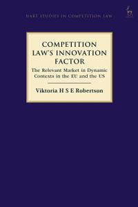 Competition Law   s Innovation Factor PDF