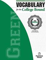 Vocabulary for the College Bound   Green PDF