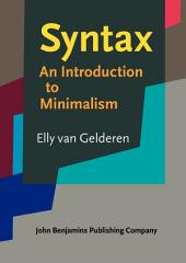 Syntax: An Introduction to Minimalism