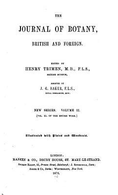 Journal of Botany PDF