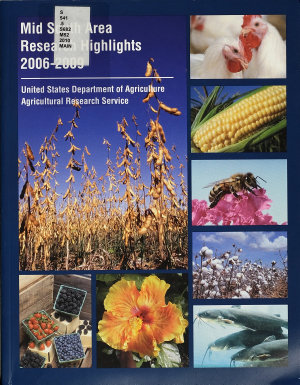 Mid South Area Research Highlights 2006 2009 PDF