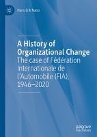 A History of Organizational Change PDF