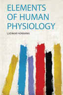 Elements of Human Physiology