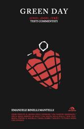 Green Day. Uno! Dos! Tré!: Testi commentati