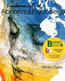 Loose Leaf Version for Fundamentals of Abnormal Psychology 8e   Launchpad for Fundamentals of Abnormal Psychology 8e  6 Month Access   With Access Cod