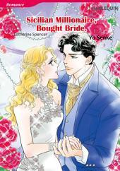 Sicilian Millionaire, Bought Bride: Harlequin Comics