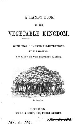 A handy book to the vegetable kingdom PDF