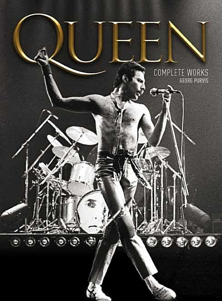 Download Queen  The Complete Works Book