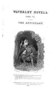 Waverley Novels  The antiquary PDF