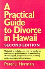 A Practical Guide to Divorce in Hawaii