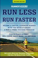 Runner s World Run Less  Run Faster PDF