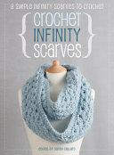 Crochet Infinity Scarves PDF