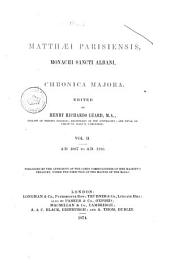 Matthæi Parisiensis, Monachi Sancti Albani, Chronica Majora: Issue 57, Volume 2