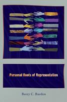 Personal Roots of Representation PDF