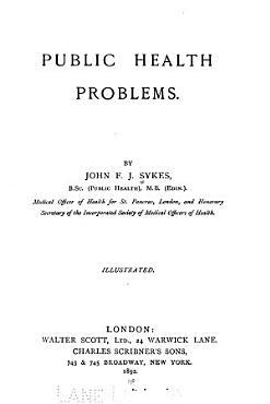 Public Health Problems PDF