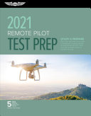 Remote Pilot Test Prep 2021