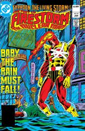 The Fury of Firestorm (1982-) #9