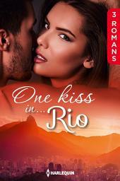 One kiss in... Rio: 3 romans