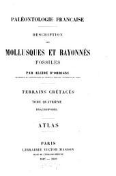 Terrains crétacés: Volumes1à8