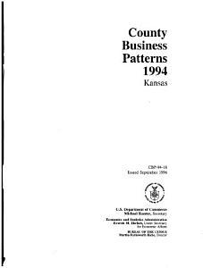 County Business Patterns  Kansas