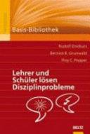 Lehrer und Sch  ler l  sen Disziplinprobleme PDF