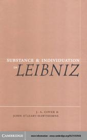 Substance and Individuation in Leibniz