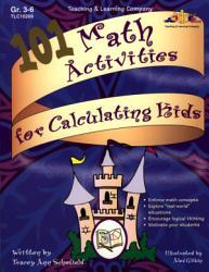 101 Math Activities For Calculating Kids Ebook  Book PDF