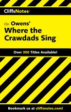 CliffsNotes on Owens' Where the Crawdads Sing