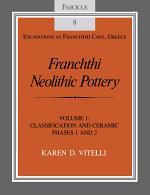 Franchthi Neolithic Pottery, Volume 1