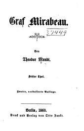 Graf Mirabeau: Bände 3-4