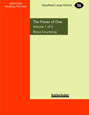 The Power of One PDF