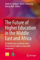 The Future of Higher Education in the Middle East and Africa PDF