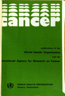 Cancer Publications of the World Health Organization and the International Agency for Research on Cancer PDF